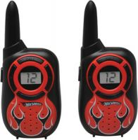 Hot Wheels Turbo Talkers Two-Way Radios