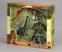 6 Piece Prehistoric Collection