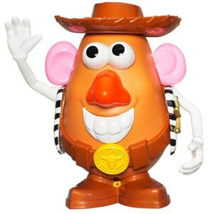 Mr. Potato Head Toy Story 3 toys