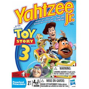 Yahtzee Jr.: Toy Story 3 Edition