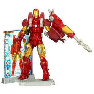 Iron Man 2 3.75-inch Movie Action Figures