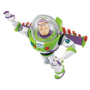 Blast Off Buzz Lightyear