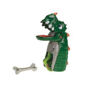 Imaginext Spike Jaws the Ultra Dinosaur