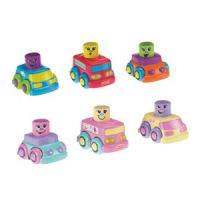 Stack 'n Surprise Blocks Standing Vehicles Assortment