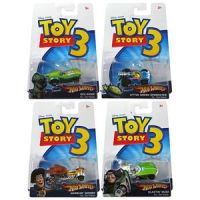 Hot Wheels Toy Story 3