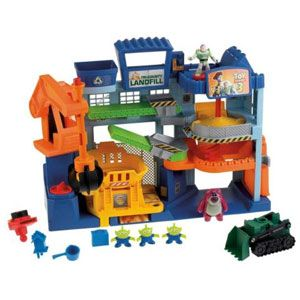Imaginext Toy Story 3