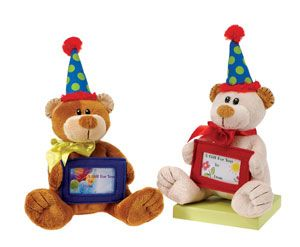 Party Bear Gift Card Holder