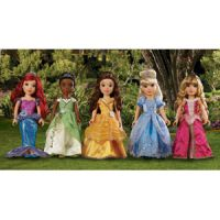 Disney Princess & Me Dolls