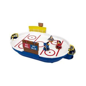 Club Penguin Air Hockey Tabletop Playset