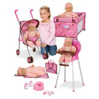 Tollytots Baby Dolls and Accessories