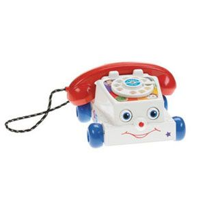 Toy Story 3 Chatter Telephone