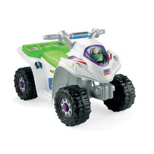 Power Wheels Disney/Pixar Toy Story 3 Lil' Quad