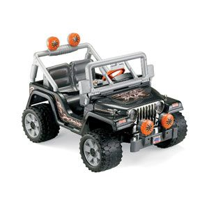 Power Wheels Tough Talkin' Jeep