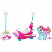 RC Rainbow Dash's Plane Vehicle