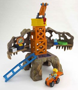 Go, Diego, Go! Dinosaur Rescue Mountain