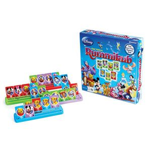 Disney Rummikub for Kids