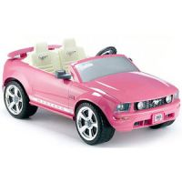 Power Wheels Barbie Ford Mustang GT