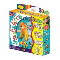 Bendaroos 3-D Activity Kit
