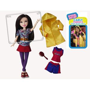 iCarly Fashion Figure Assortment
