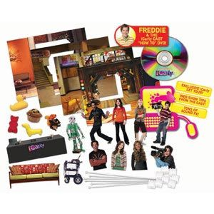 iCarly Webshow Set w/ instructional DVD