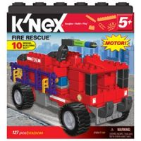Fire Rescue 10 Model Building Set