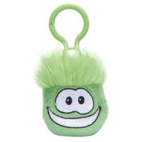 Club Penguin Plush Puffle Clip-On