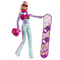 Barbie I Can Be... Snowboarder