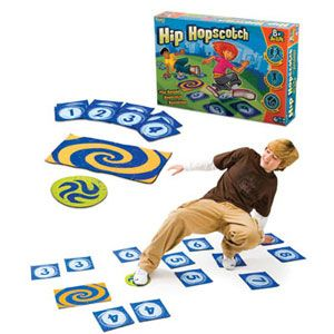 Hip Hopscotch
