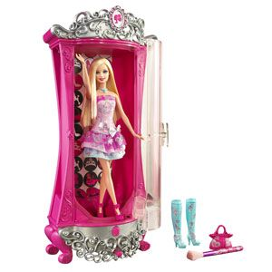 Barbie A Fashion Fairytale Glitterizer