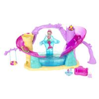 Polly Pocket Race & Splash Playset