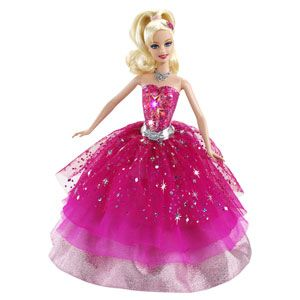 Barbie A Fashion Fairytale Dolls
