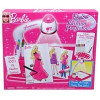 Barbie Fabulous Fashion Projector