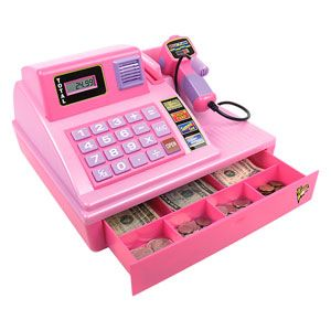 Talking Cash Register