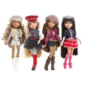 Bratz 10th Anniversary Party Dolls