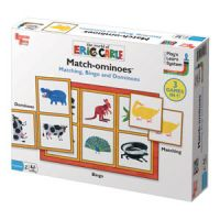 Eric Carle Match-ominoes