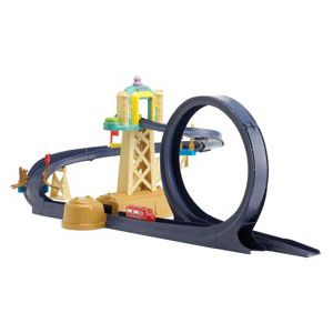 Training Yard with Loop Playset