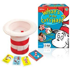 What's in the Cat's Hat? Game