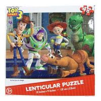Toy Story 3 Lenticular Puzzle