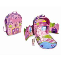 ZipBin Princess Bring-Along Backpack
