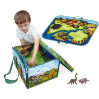 ZipBin Dinosaur Medium Playset