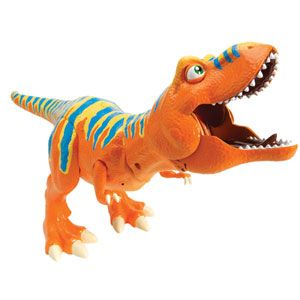 InterAction Roar 'N React Boris Tyrannosaurus Ultimate T-Rex