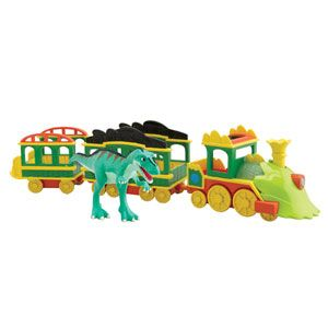Lights and Sounds Dinosaur Train