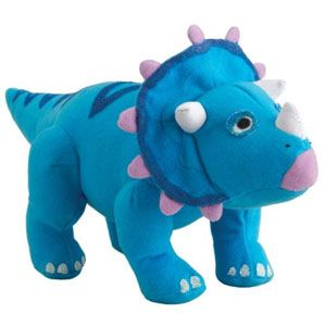 Dinosaur Train Mini Plush