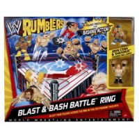 WWE Rumblers Blast & Bash Battle Ring