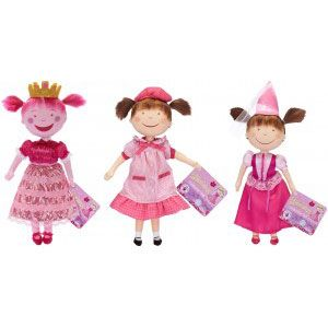 Pinkalicious Soft Small Doll