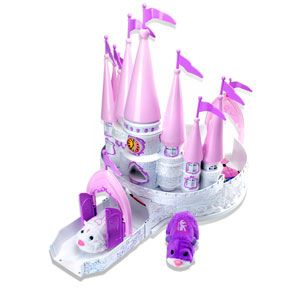 Zhu Zhu Princess Magical Princess Castle