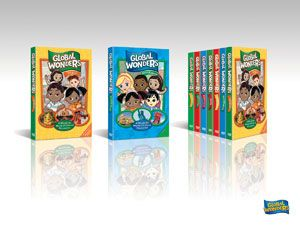 Global Wonders DVD
