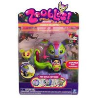 Zoobles Azoozia Collection