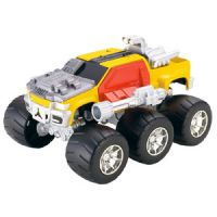 Hot Wheels Deluxe Attack Pack Vehicle Set