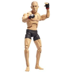 UFC Deluxe Action Figures, Series 6